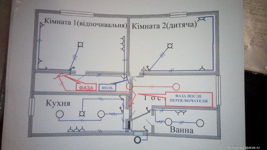 Как собрать монтажную схему Схема АВР на контакторе Заметки электрика